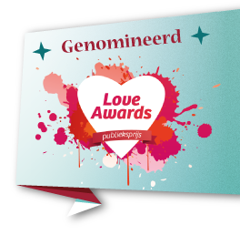 Winnaar Bruiloft entertainment Noord Holland bij de Love Awards!
