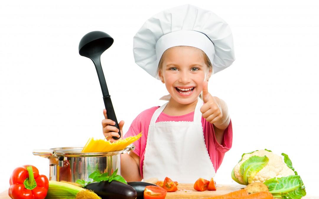 Maak je eigen kinderfeestmaaltijd!