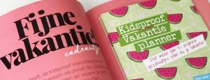 Foto homepage tip Kidsproof Vakantieplanner -1