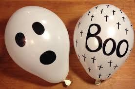 witte-ballon-halloween