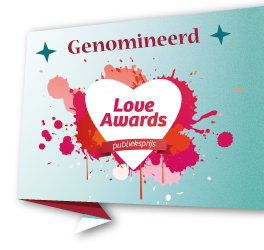 Winnaar Bruiloft entertainment Noord Holland bij de Love Awards!